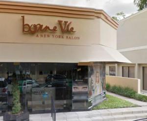 vinaccia hair @ bonne vie salon