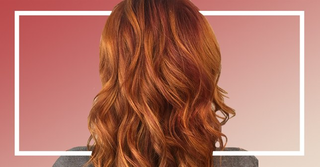 Best hair style with vinaccia hair